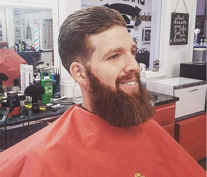 Bear trim And Barber Styles