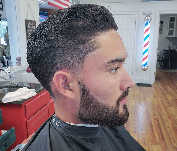 pomp haircut styles